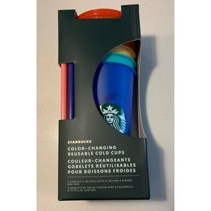 Starbucks color changing cups 2020